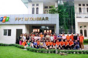 FPT、ミャンマーの公共部門向けの大規模IT契約を獲得