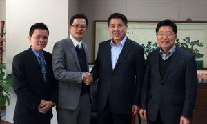 FPTソフトウェア、韓国最大の企業と協力覚書を締結
