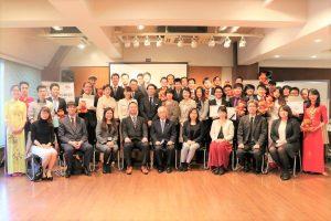 FPTジャパン 「1万人ブリッジSE育成プログラム」第8期生の卒業式を挙行