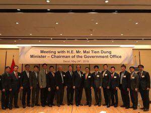 FPT 韓国大手企業との協力強化へ