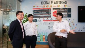 FPT ベトナムの照明器具大手のIoT導入を加速化