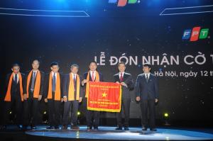 FPT 30年におよぶテクノロジーの先駆者としてベトナム政府より表彰