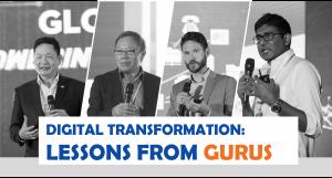 デジタルトランスフォーメーション グローバルDXサミット2019に参加したデジタル変革の達人からの教訓