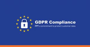 FPTソフトウェア GDPR(EU一般データ保護規則)責任者を選任