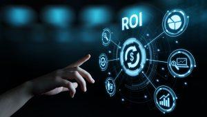 ROI(投資対効果)を向上させる効果的な3つの方法