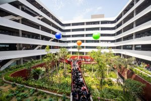 FPTソフトウェア 3万人の従業員収容を見込むベトナム最大のキャンパス F-Town 3 を開設