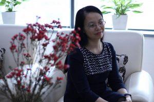 特別インタビュー:FPTソフトウェア初の女性取締役会長 「チュー・ティ・タン・ハ」 リーダーシップ・成長に対するビジョンについて語る