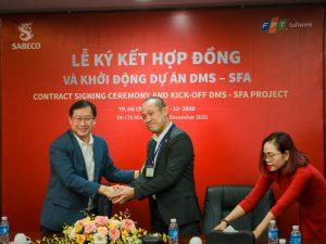 FPTソフトウェア サベコ社(サイゴンビール・アルコール飲料総公社)とのDMSプロジェクトを開始