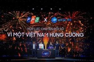 FPT Corporation と Base Enterprise ベトナム企業80万社のデジタルトランスフォーメーションを促進