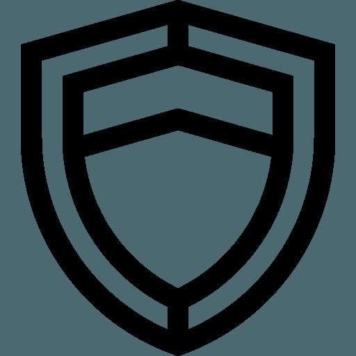 高度のセキュリティ